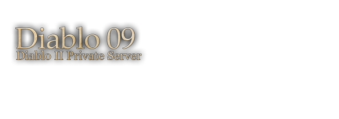 Diablo 09 - Diablo II Private Server